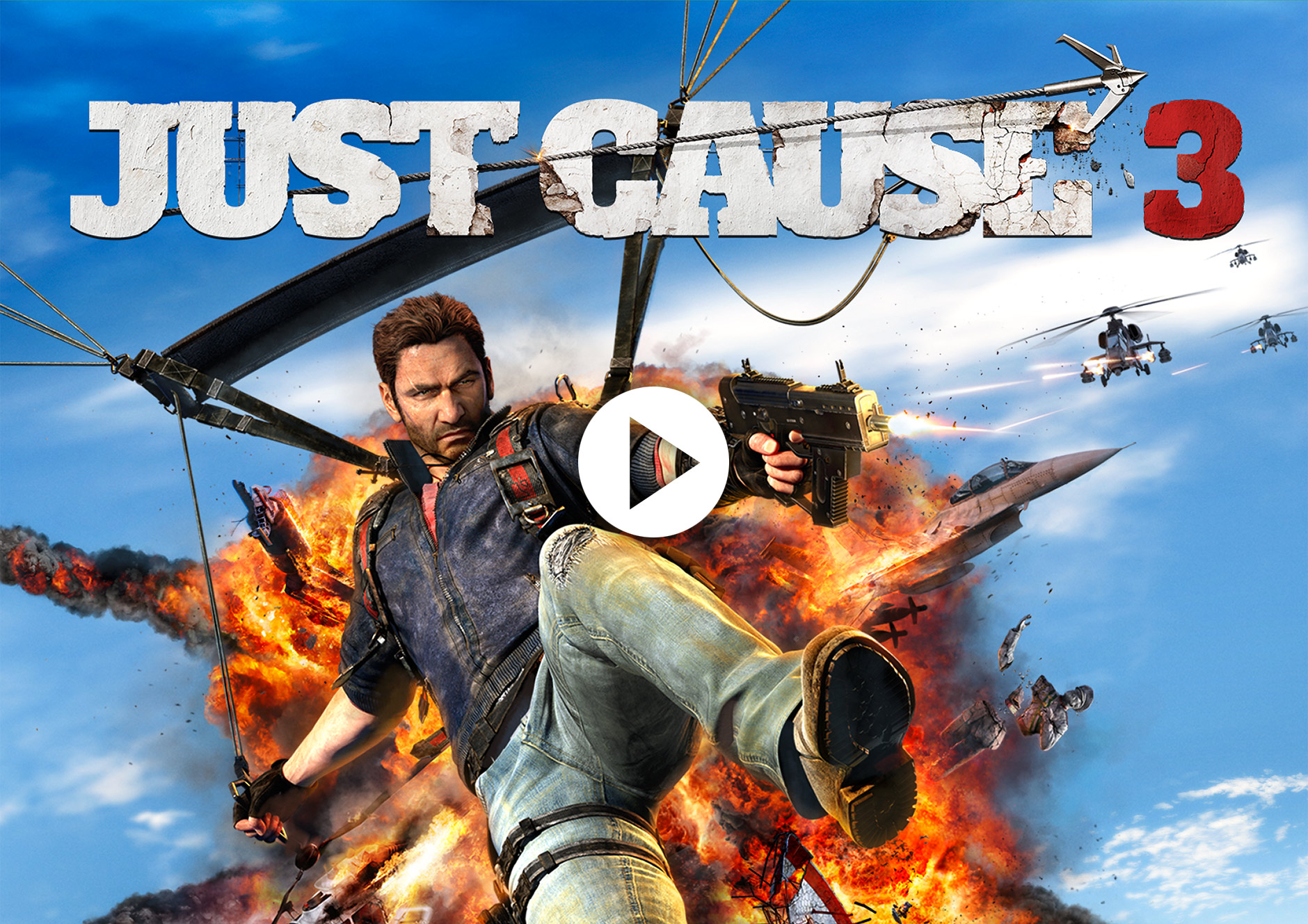 Just Cause 3 Sony Ps4 Gold Edition Back